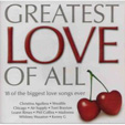 Greatest Love of All CD